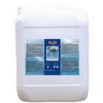 Friendly Water algicide for pools